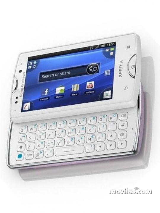 Sony Ericsson Xperia Mini Pro Amazon Uk