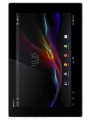 Fotografía Tablet Sony Xperia Tablet Z 4G