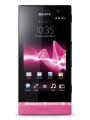 fotografía pequeña Sony Xperia U