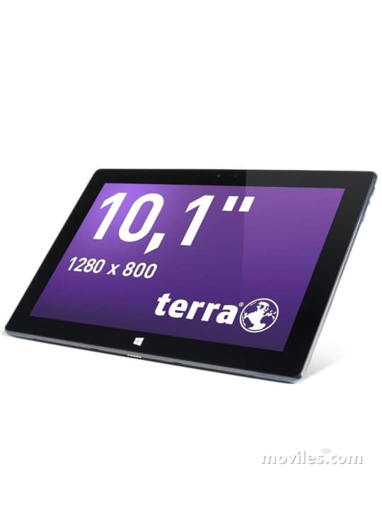 Fotografías Tablet Pad 1060