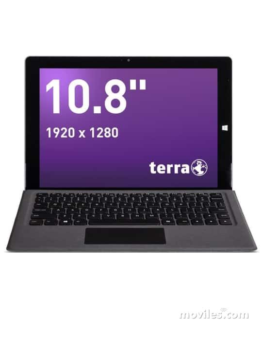 Fotografías Tablet Pad 1062 W10